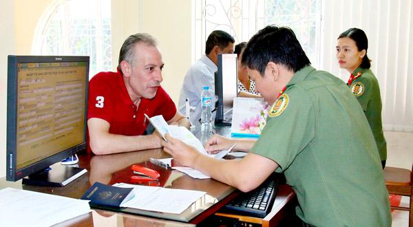 Cơ quan pháp lý tại Việt Nam cấp visa, gia hạn visa cho người nước ngoài