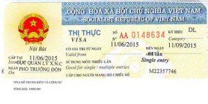Visa du lịch Việt Nam cho người nước ngoài